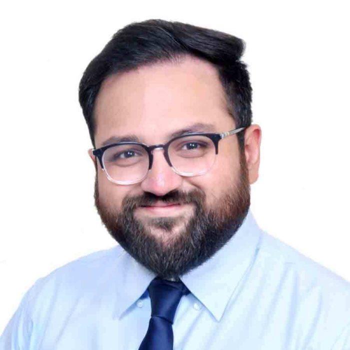 Dr. Rohan Rajani